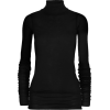 RICK OWENS Stretch-jersey turtleneck top - Long sleeves shirts - $180.00