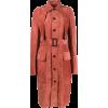 RICK OWENS belted trench coat - Jacket - coats -