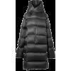 RICK OWENS puffer long coat - Jacket - coats -