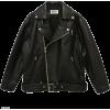 RIDERS JACKET wanda model - Jacket - coats -