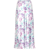 RIXO Kelly floral silk-blend midi skirt - Skirts -