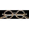 ROARING round eyeglasses - Occhiali -