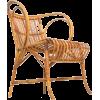 ROBERT WENGLER rattan chair - Uncategorized -