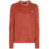 ROCHAS,Embellished mohair-blend sweater - Maglioni -