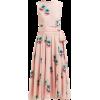 ROCHAS  Floral-printed silk crepe de Chi - Vestiti -