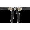 ROCHAS embellished belt 440 € - Cinture -