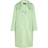 ROCHAS green coat - Jacket - coats -
