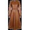 ROCHAS long-sleeved dress - Dresses -