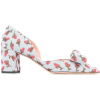 ROCHAS rose patterned brocade pumps - Classic shoes & Pumps -