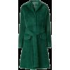 ROCHAS single breasted coat - Jacket - coats -