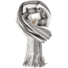 ROCHELLE fringe knitted scarf - Scarf -