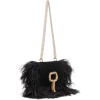 ROGER VIVIER Club chain feather bag - Bolsas pequenas - $2,995.00  ~ 2,572.36€