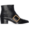 ROKER Whickham 35 buckled ankle boots - Boots -