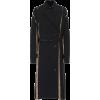 ROKH Twill and crêpe trench coat - Jacket - coats -