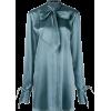 ROKH cuff-tied shift blouse - Koszule - krótkie -