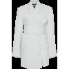 ROKH green grey blazer - Jacket - coats -