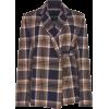 ROKH plaid jacket - Jakne in plašči -