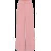 ROKSANDA Crêpe wide-leg pants - Capri & Cropped -
