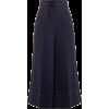 ROKSANDA  Wide-leg twill trousers - Capri & Cropped -