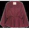 ROKSANDA cape cotton blouse - Shirts -