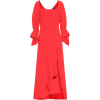 ROLAND MOURET Trinity wool-crêpe dress - Dresses -