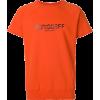 RON DORFF printed logo T-shirt - Koszulki - krótkie -