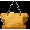 RONIA Oversized Brown Patched Soft Top Double Handle Shopper Tote Weekender Hobo Shoulder Bag Satchel Handbag Daybag - Hand bag - $27.50