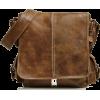 ROOTS brown bag - 手提包 -