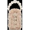 ROSANTICA Cassady flower-embellished bag - Torbe z zaponko -