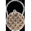 ROSANTICA Gautier crystal-embellished ci - Clutch bags -