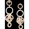 ROSANTICA Rock Pastel earrings - Earrings -