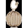 ROSANTICA crystal embellished clutch - Torbe s kopčom -