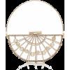ROSANTICA crystal faux pearl handle bag - Hand bag -