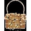ROSANTICA gold embellished bag - Borsette -