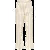 ROSIE ASSOULIN The Scrunchy striped flar - Capri hlače -