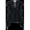 ROSIE ASSOULIN ruffled sleeve blouse - Srajce - dolge -