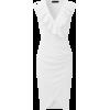 RUFFLED SIDE CINCHED BODYCON DRESS (6 CO - Vestidos - $44.97  ~ 38.62€
