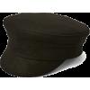 RUSLAN BAGINSKIY black cap - Czapki -