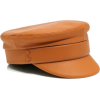 RUSLAN BAGINSKIY leather cap - Hat -