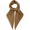 RYAN ROCHE Rolled-edge cashmere scarf - Scarf -