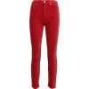 Rag & Bone - Velvet skinny jeans - Capri & Cropped -