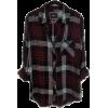 Rails Hunter Plaid Shirt - 半袖シャツ・ブラウス -