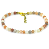 Rainbow Moonstone Anklet - Other jewelry -