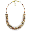 Rainbow Moonstone Necklace - Necklaces -