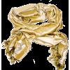 Ralph Rucc Scarf Gold - Scarf -