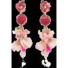 Ranjana Khan Plumeria Earrings - Earrings -