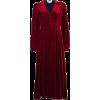 Raquel Dinz - Velvet dress - Obleke -