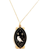 Raven Necklace Tiny Enchantments - Necklaces -