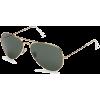 Ray-Ban RB3025 Aviator Sunglasses,Gold Lens,one size - Gafas de sol - $105.00  ~ 90.18€