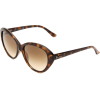 Ray-Ban RB4163 710/5155 Cateye Sunglasses,Lite Torto Frame/Brown Gradient Lens-one size - Sunglasses - $106.33